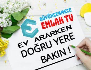 SIRADAN BİR GAYRİMENKUL DANIŞMANI DEĞİLİZ – BÜYÜKÇEKMECE EMLAK TV