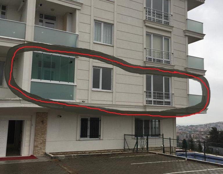 Pınartepe Mah. Yedi Yıldız Konakları Sitesinde SAHİBİNDEN satılık 3+1 daire