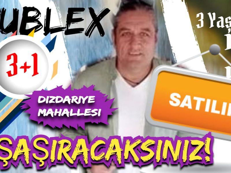 Büyükçekmece Dizdariye Mah Satılık Dublex Daire 3+1 – Büyükçekmece Emlak TV 137